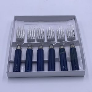 Agate Fork Set