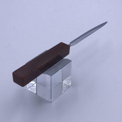 Agate letter opener
