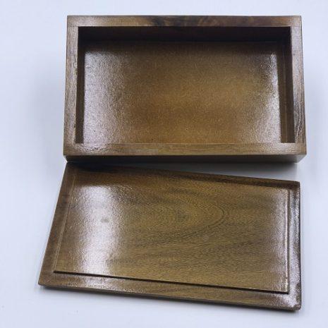 Agate Box Jewlery Crystals or keepsakes