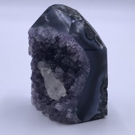 Amethyst Generator with Inclusions