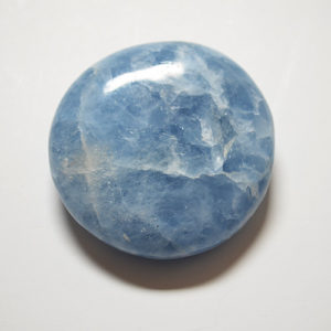 Blue Calcite Free Form