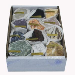 Mixed Rough Crystals Box