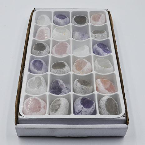 Ema Egg Mixed Box - Healing Crystals
