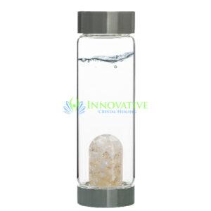 luna - VitaJuwel water bottle