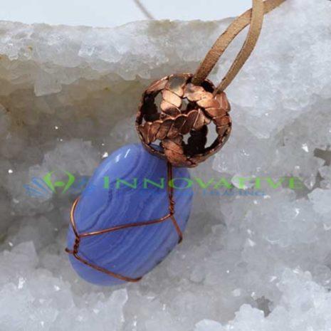 Blue Lace Agate Tensor WM