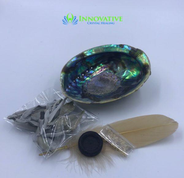 Shell Smudge Kit