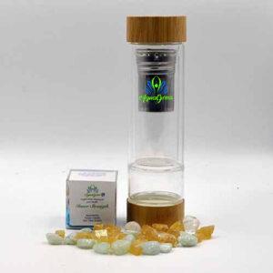 Inner Strength AquaGems Gemwater Bottle