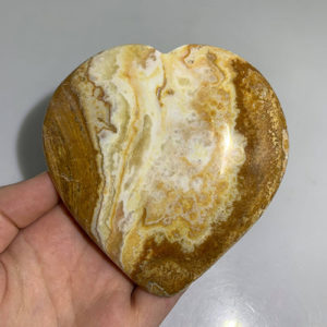 Marble Onyx Heart