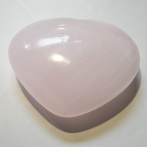 Mangano Calcite Heart
