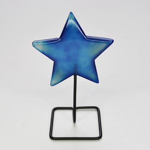 Agate Star Blue