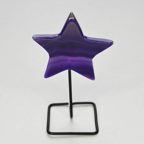 Agate Star Purple