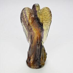 Angel Yellow Fluorite