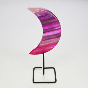 Agate Moon Pink