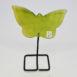 Agate Butterfly Green