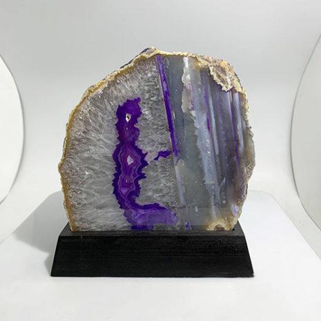 purple agate 1-3