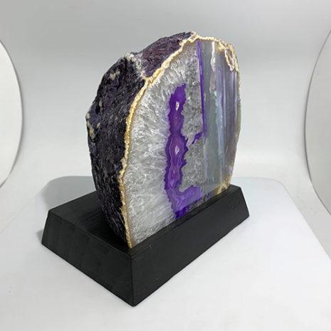 purple agate 1-4