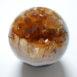 Citrine Geode Sphere