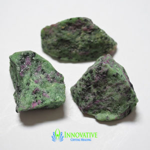 Ruby Zoisite Rough