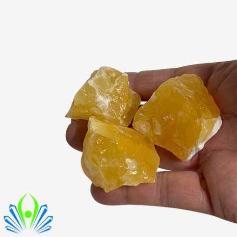 Yellow Calcite Rough