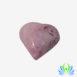 Pink Aragonite Heart