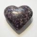 Lepidolite Heart (L)