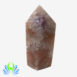 Pink Amethyst Point