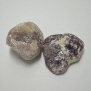 Polished Lepidolite