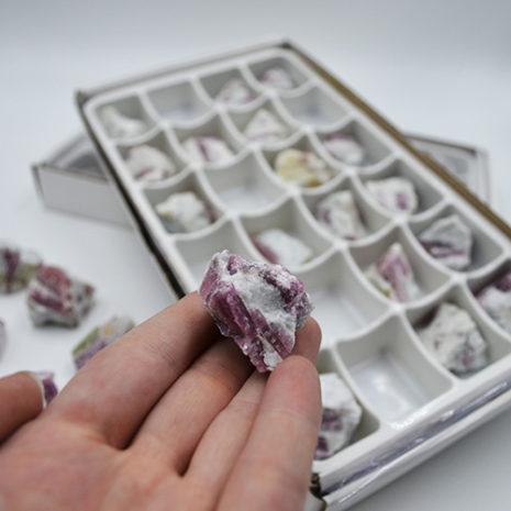 Pink Tourmaline box