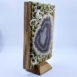 natural agate stand 1