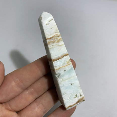 Caribbean Calcite Obelisk
