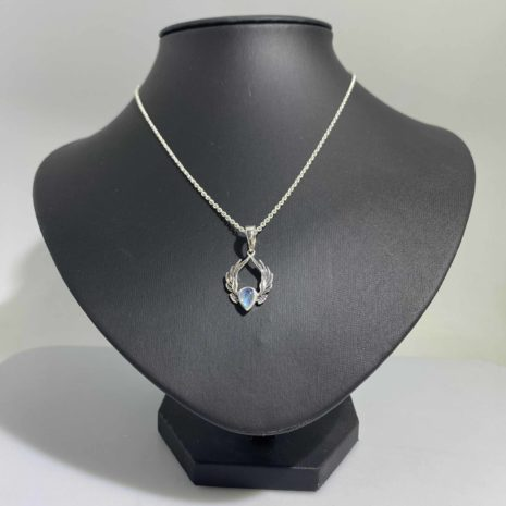 Necklace Angel Wings 3
