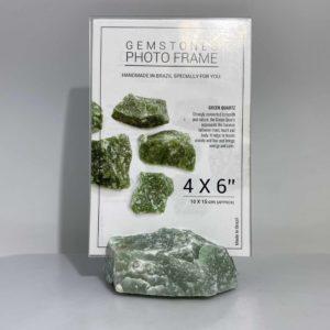 Green Quartz Display Frames
