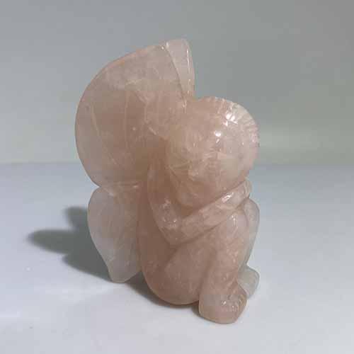 Rose Quartz Fairy