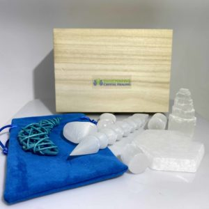 Selenite Gift Box