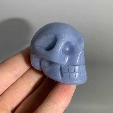 angelite skull 11