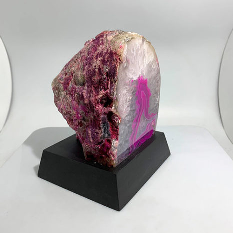 pink agate 2-4