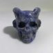 sodalite skull 1
