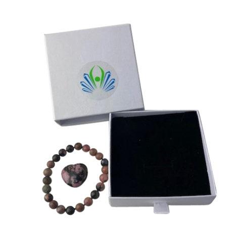 Gift Set Rhodonite