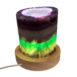 Rainbow Fluorite Lamp
