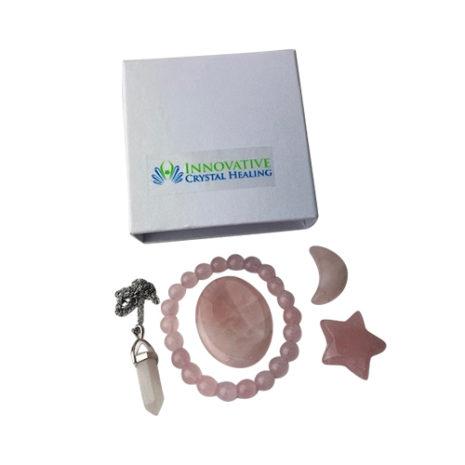 Rose Quartz Gift Set 2