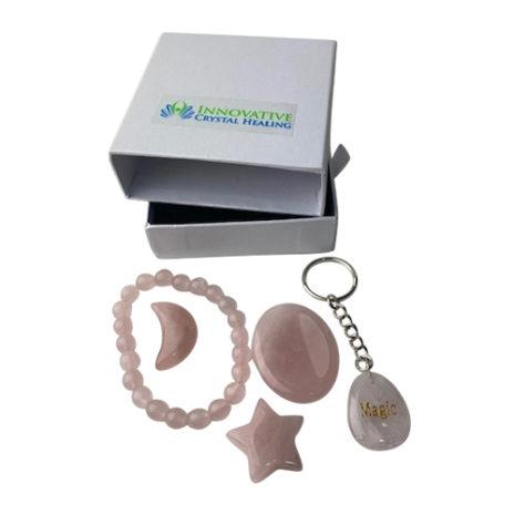 Rose Quartz Gift Set 3