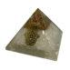 selenit ehamsa hand organite pyramid 1