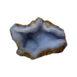 Blue Chalcedony Geode