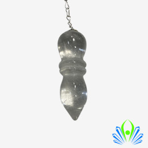 Clear Quartz Egyptian Pendulum