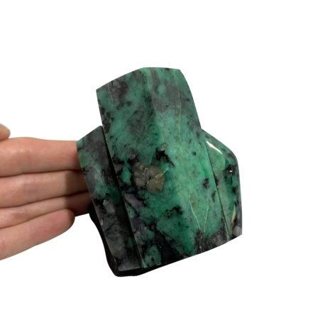 Emerald Polished