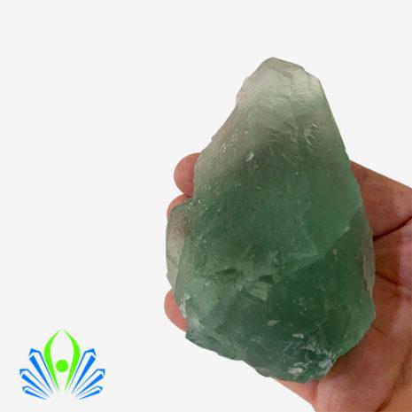 Green Fluorite Rough